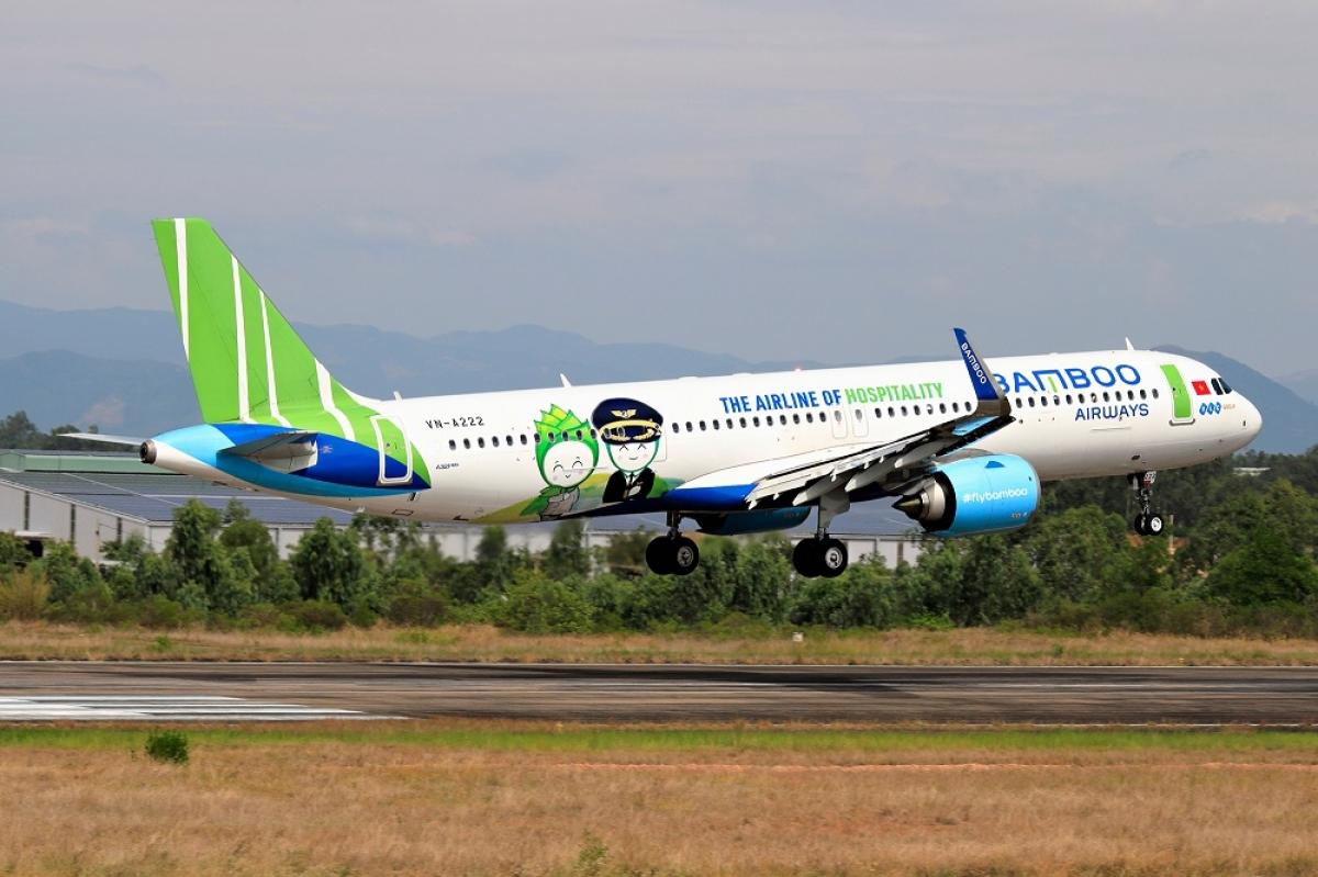 Bamboo Airways phối hợp thực hiện các chuyến bay đặc biệt đưa người dân Bình Định từ TP HCM về quê