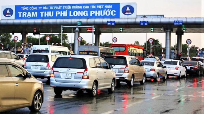 Hướng dẫn phương tiện được miễn phí khi qua các trạm BOT phía nam