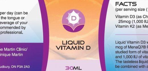 Thu hồi toàn bộ lô thuốc vitamin D ghi sai liều, có thể gây nguy hiểm cho người dùng