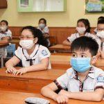 Hướng dẫn điều chỉnh chương trình tiểu học năm học 2021-2022