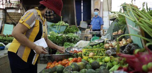 Sở Công Thương giải thích lý do TP.HCM chậm mở lại chợ truyền thống