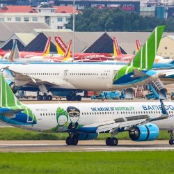 Bamboo Airways giữ vững ngôi vị bay đúng giờ nhất toàn ngành 8 tháng đầu năm 2021