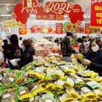 Hà Nội chuẩn bị hàng hóa Tết Nguyên đán 2022